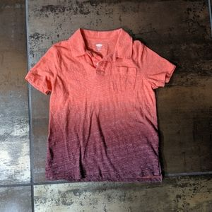 Old Navy Ombre Polo